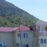 Абхазия Гагра частный сектор у моря гостевой дом на пляже