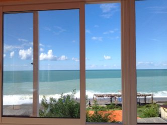 Гагра наш гостевой дом на берегу моря